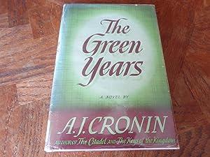The Green Years: A. J. Cronin