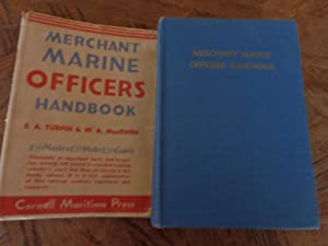 Merchant Marine Officers Handbook: E. A. Turpin