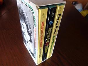 The Vonnegut Quartet: Breakfast of Champions; Player: Kurt Vonnegut, Jr.