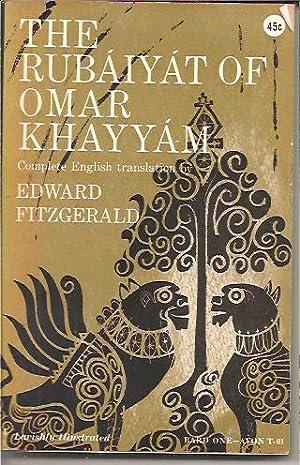 The Rubaiyat of Omar Khayyam: Edward Fitzgerald, Translator