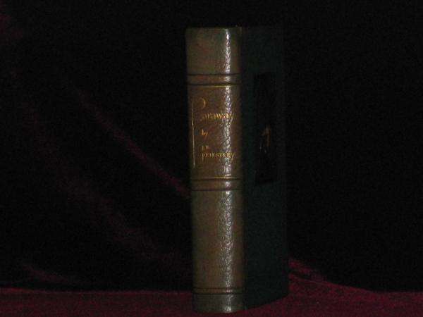 Faraway (1 of 25 copies) Priestley, J(ohn) B(oynton) (1894-1984)