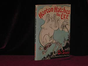 HORTON HATCHES THE EGG (Inscribed By Dr. Seuss)