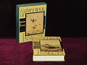 FABRE'S BOOK OF INSECTS (In Original box): Detmold, E. J.