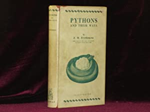 PYTHONS AND THEIR WAYS (Famed British Zoologist Gerald Iles' copy)