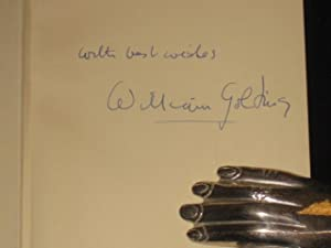 The Inheritors: Golding, William (SIGNED)