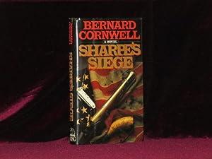 SHARPE'S SIEGE. Richard Sharpe and the Winter: Cornwell, Bernard