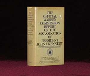 The Official Warren Commission Report on the: Ford, Gerald R.