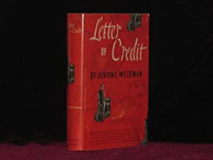 Letter of Credit - Signed, Review Copy,: Weidman, Jerome (SIGNED)