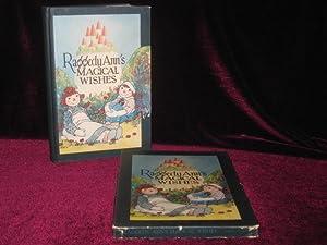Raggedy Ann's Magical Wishes (In Original Box): Gruelle, Johnny