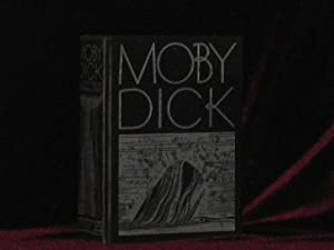 MOBY DICK Or The Whale: MELVILLE, Herman. Illustrated