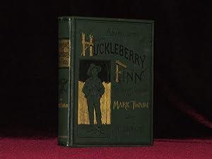 Adventures of Huckleberry Finn. One of the: Twain, Mark