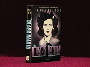 THE BLACK DAHLIA (with a Poetic inscription)