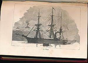 Lettres De A.E. Nordenskiold Racontant La Decouverture Du Passage Nord-est Du Pole Nord