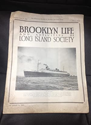 Brooklyn Life and Activities of Long Island Society July 27, 1929