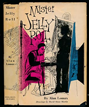 Mister Jelly Roll: Lomax, Alan