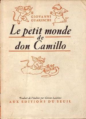 LE PETIT MONDE DE DON CAMILLO ---: GIOVANNI GUARESCHI