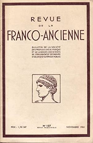 REVUE DE LA FRANCO - ANCIENNE : PLANCHE / LE