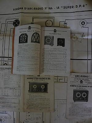 ARC-RADIO - GALERIES DE LA T. S.: ARC-RADIO