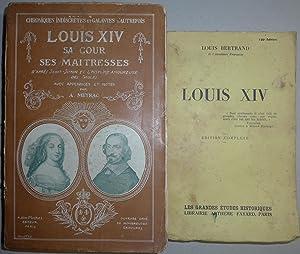 LOUIS XIV SA COUR SES MAITRESSES D: NOTES NOTICES APPENDICES
