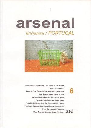 ARSENAL LITTERATURES n° 6 PORTUGAL : LA: K. BARNES /