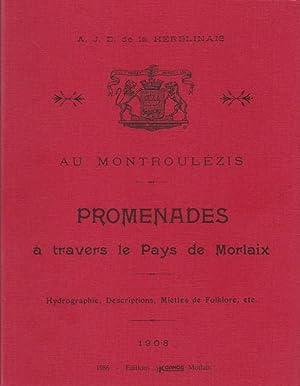 AU MONTROULEZIS - PROMENADES A TRAVERS LE: A.J.D. DE LA