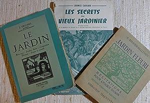 LE JARDIN - HISTORIQUE - JARDINS DIVERS: J. FEILDEL /