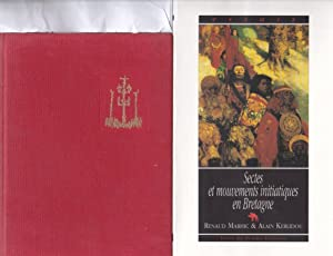 SECTES ET MOUVEMENTS INITIATIQUES EN BRETAGNE (: RENAUD MARHIC &