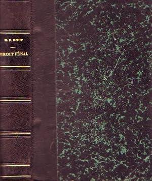 RESUME DE REPETITIONS ECRITES SUR LE DROIT: M. F. BOEUF