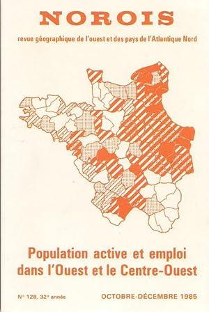 NOROIS - POPULATION ACTIVE ET EMPLOI DANS: JOEL MIRLOUP -