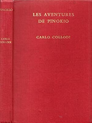 LES AVENTURES DE PINOKIO --: CARLO COLLODI