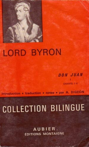 lord byrons don juan essay Online literary criticism for lord byron public domain photo of lord byron performing byron's don juan, a project involving high school students.