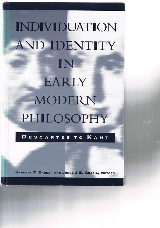 essays on the concept of mind in early-modern philosophy Peace of mind is one of those instants in life that are hard to describe  the peace of mind philosophy essay print philosophy essay writing service essays.
