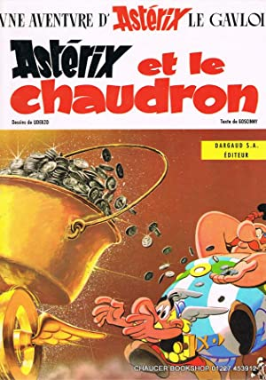 Asterix et le Chaudron: GOSCINNY (Text) and