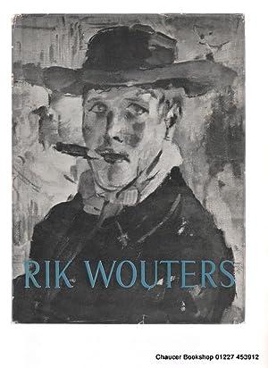 RIK WOUTERS: DELEN, A. J.