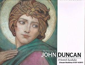 The paintings of John Duncan a Scottish: KEMPLAY, John