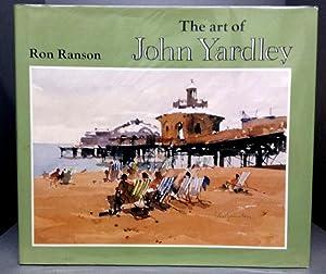 THE ART OF JOHN YARDLEY: RANSON, Ron