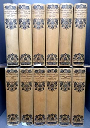 THE NOVELS OF THE SISTERS BRONTE (Thornton: BRONTE, Charlotte, Emily