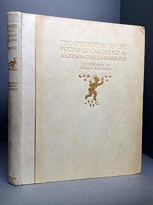 THE SPRINGTIDE OF LIFE: Poems of Childhood.: Swinburne, Algernon Charles