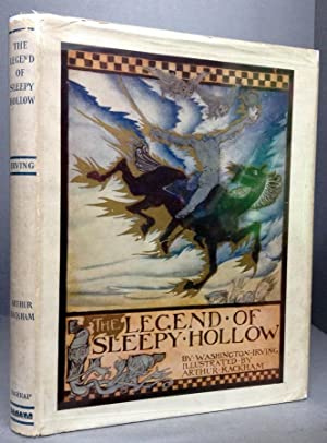 The Legend of Sleepy Hollow Illustrated by: IRVING, Washington