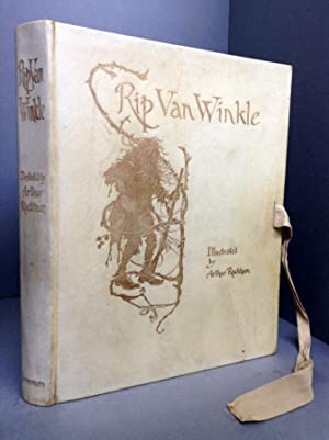 RIP VAN WINKLE. With Drawings by Arthur: Irving, Washington (Rackham,