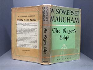 THE RAZOR'S EDGE: A Novel: Maugham, W. Somerset
