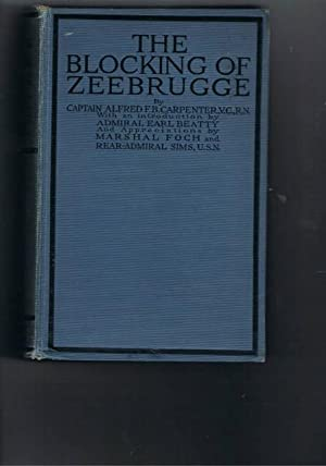 the blocking of zeebrugge carpenter a f b