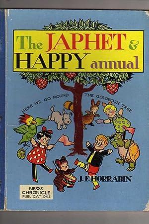 The Japhet & Happy Annual: Horrabin, J.F. ;