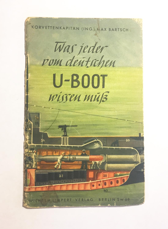 Was Jeder Vom Deutschen U Boot Wissen Muss