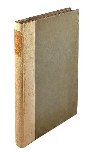 Peacock Pie: A Book of Rhymes, with: Walter De La