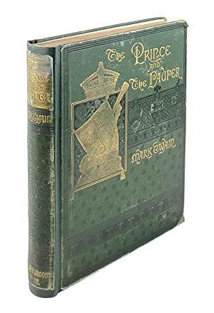 The Prince and the Pauper: A Tale: Mark Twain