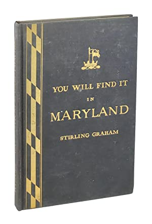 You Will Find It in Maryland