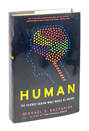 Human: The Science Behind What Makes Us Unique [Inscribed to William Safire]