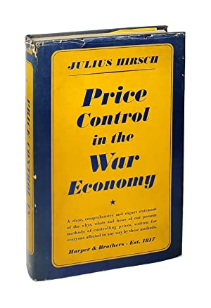 Price Control in the War Economy