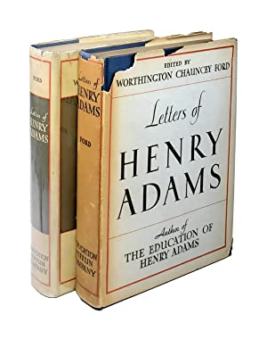 Letters of Henry Adams (Two Volumes): 1858-1891 (Vol. I), 1892-1918 (Vol. II)